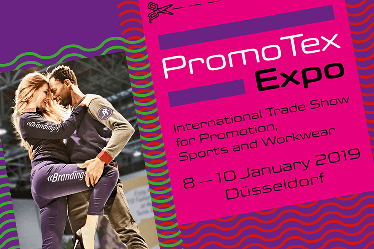 PromoTex Expo (PSI) in Düsseldorf