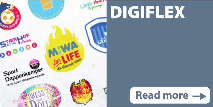 Screen print transfers Digiflex